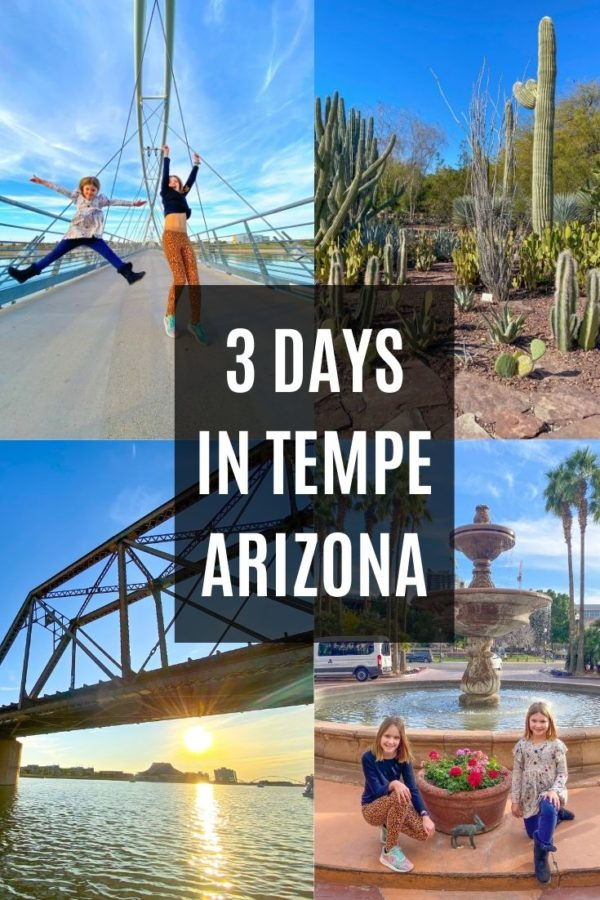 3 Days in Tempe Arizona hero image