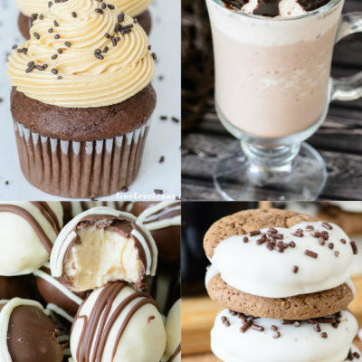 Bailey's Desserts Recipes {25 Boozy Desserts}
