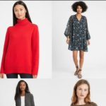 Fall Fashion Collage Must Haves from Banana Republic Friends & Family Sale