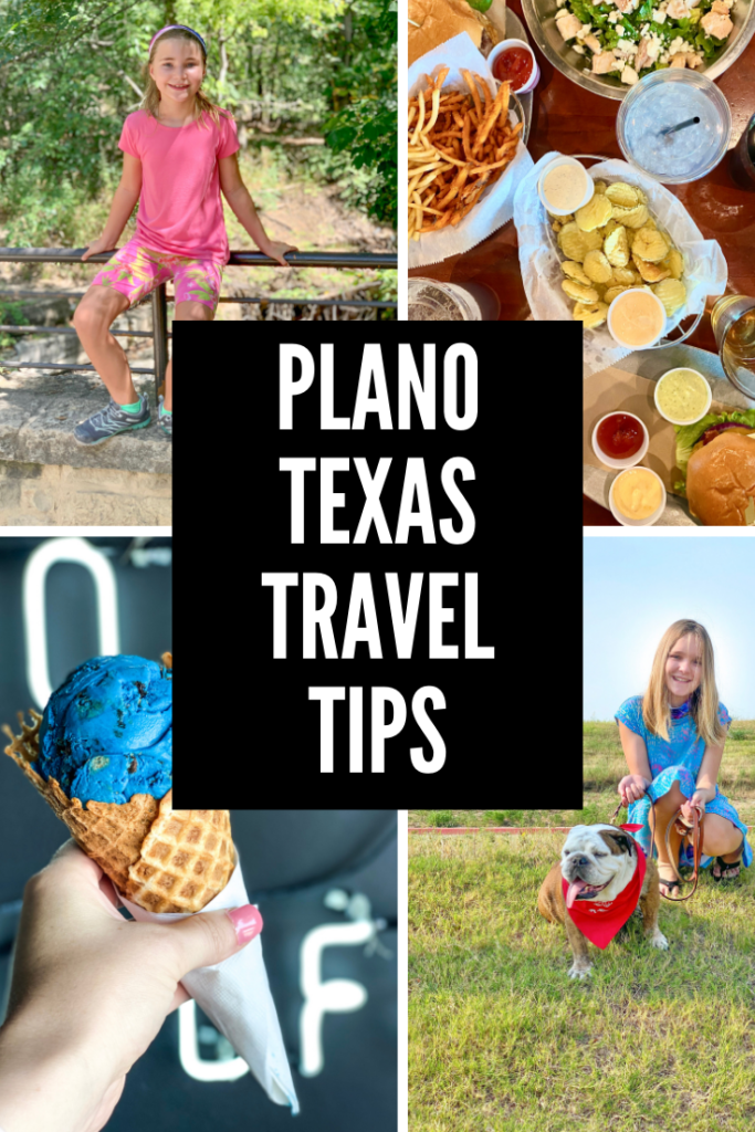 Planning a pet friendly staycation in Texas? These Plano Texas Travel Tips will show you where to stay, what to eat, and what to do!