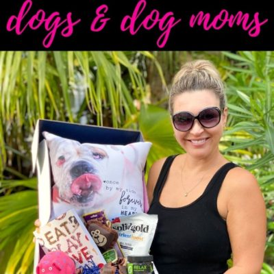 5 Gift Ideas for Dogs and Dog Moms + Giveaway!