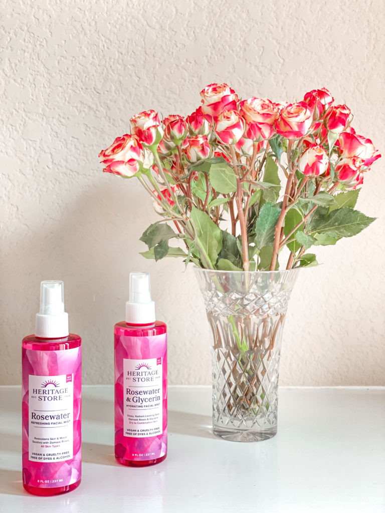 5 Heritage Store Rosewater Benefits